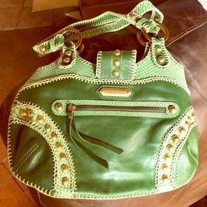 ISABELLA FIORE green bag